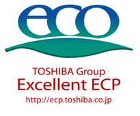 figure of Toshiba Group Excellent ECP
