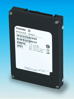 image of 2.5-type enterprise SSD