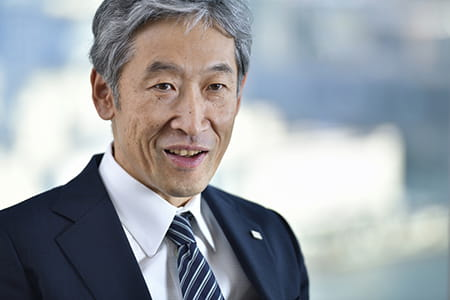 Toshiba's CTO Shares His Vision: The Cyber and the Physical–Part 1