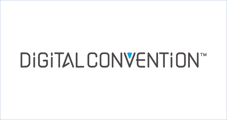 DiGiTAL CONVENTiON ロゴ
