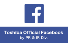 Toshiba News and Highlights(facebook)