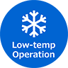 Low-temp operation