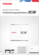 Toshiba Rechargeable Battery